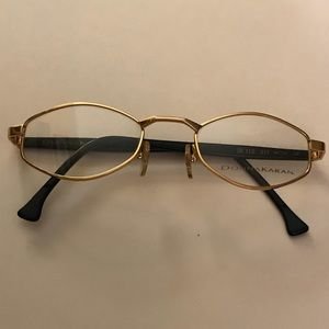 Vintage Donna Karan Glasses. Amazing!